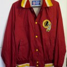 Vintage Washington Redskins STAHL-URBAN Jacket Medium M Button 1970s? 80s? NFL