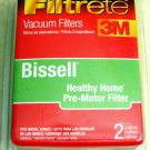 Bissell Pre-Motor Filter Healthy Home Vacuum Filter 3M Filtrete Fits 16N5 #66801
