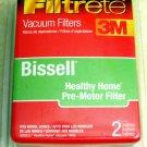 Bissell Pre-Motor Filter Healthy Home Vacuum Filter 3M Filtrete Fits 16N5 #66801