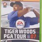 Xbox Tiger Woods PGA Tour 07 2007 Golf Game (EA Sports 2006)