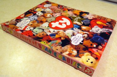 Ty 2003 10 Years of Beanie Babies Catalog Book 10th Anniversary Collector Ed