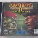 Warcraft II 2 Beyond the Dark Portal Expansion Set 1996 Blizzard DOS MAC PC Game