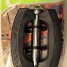 """BELL Cruisin Bicycle PEDALS Reflectors 1/2"""" Sneaker Comfort Foot Crank 1003274"""