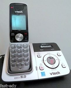 VTech DS6322-4 DECT 6.0 Bluetooth Cordless Home Phone Single Digital Answering