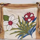 Relic by Fossil Floral Flower Purse Handbag Medium Size Used