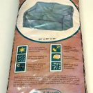 """Plow & Hearth All-Weather Cover Love Seat Outdoor 20560 GR 64""""x34""""x34"""" Green"""