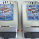 Lot of 2 Tyco R/C Flash Charger 30 Minute 6.0V Volt Model #38333 Mattel
