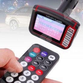 A.E Electronics FM Transmitter Car MP4/MP3 8GB SD MMC