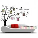 A.E Electronics Photo Tree With Flower Art Mural Wall Decal art