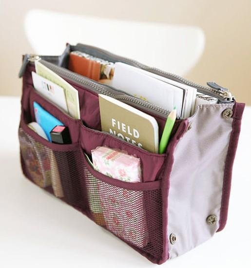 Glambags NEW Travel Handbag Organizer Purse Organizer