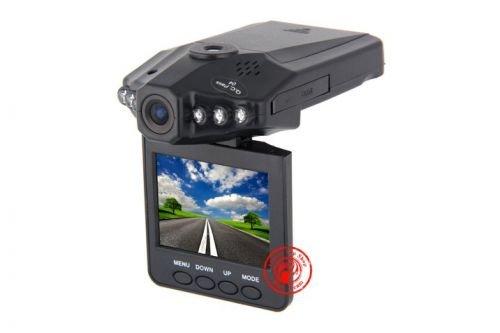 A.E Electronics Portable Car DVR HD Car Video Recorder/Camera LED