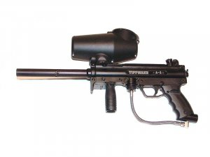 Tippmann A-5 with Response