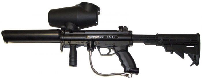 Tippmann A-5 Sniper KIT with Response