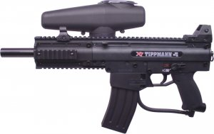 Tippmann X7 Cyclone Feed Black