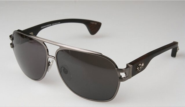 Chrome hearts gray Sunglasses