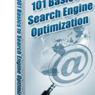 101 basics search engine Optimization