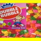 12 lbs.Chicle Gum Dubble Bulk Candy FREE Labels & Ship