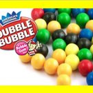 "6.5 lbs1/2"" Gumballs 1350 ct. Candy FREE Labels & Ship"