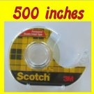 Double Stick Tape for Bulk Vending Labels 3M 500""