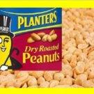 6.5 lbs. Dry Roast Peanut Bulk Candy FREE Labels & Ship