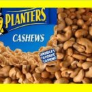 4.6 lbs.Cashews Bulk Candy FREE Labels & Ship