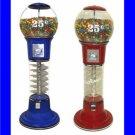 "1 - Century Spiral Gumball Vending Machine ""ROADRUNNER"""