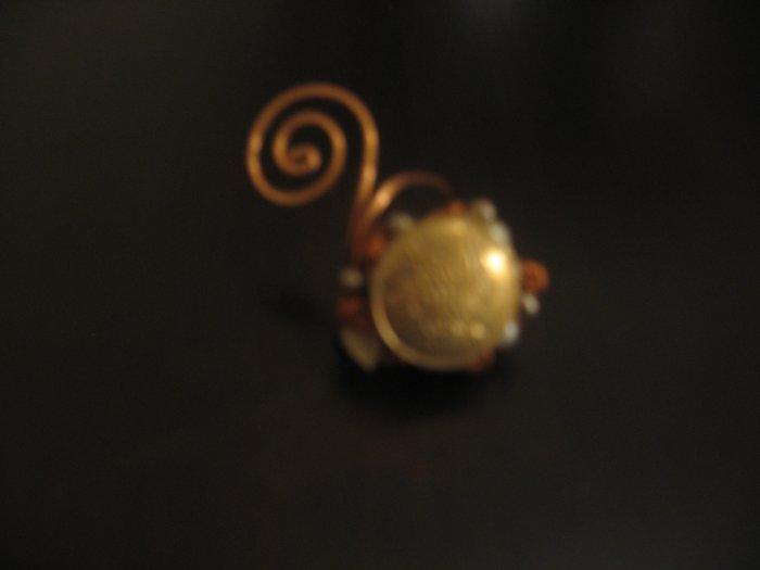 roman ring.