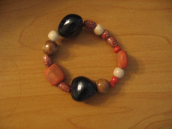 tribal bracelet.