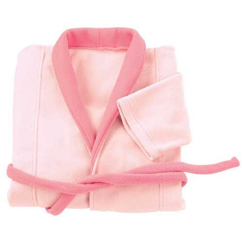 Pink Cozy Fleece Robe
