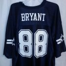 NEW Dallas Cowboys Dez Bryant Jersey T-shirt XL (or 2XL) FREE 24 oz helmet cup!