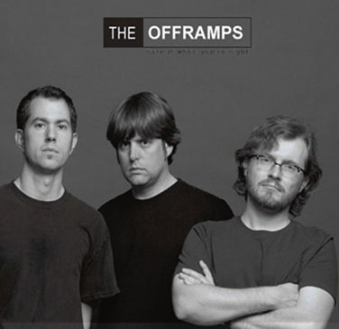 The OffRamps - Hate It When You're Right CD (2006)