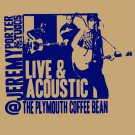 JP & The Tucos - Live & Acoustic @ The Plymouth Coffee Bean EP CD (2012)