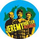 JP & The Tucos - Sticker - Band Illustration & Logo