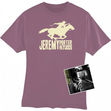 CD (Partner in Crime) & T-Shirt Combo