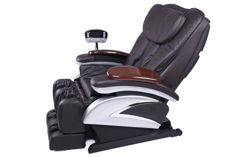 Electric Full Body Shiatsu Massage Chair EC 06