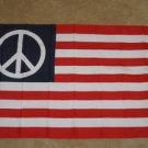 American Peace Flag 3x5 feet USA US sign symbol new