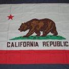 California State Flag 4x6 feet CA banner bear republic new