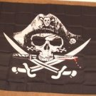 Dead Man's Chest Pirate Flag 4x6 feet Jolly Roger Men's Skull Swords dagger new
