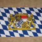 Bavaria Lions Flag 3x5 feet Bavarian coat of arms crest