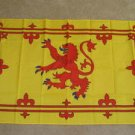 Scotland Flag 3x5 feet Rampant Lion Royal Scottish banner