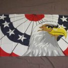 American Eagle Flag 3x5 feet USA banner new US fourth of july 4th