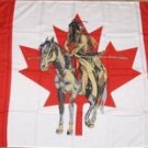 Canada Indian Flag 3x5 feet Canadian Native American