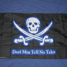 Dead Men Tell No Tales Pirate Flag 3x5 feet Jolly Roger