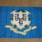 Connecticutt State Flag 3x5 feet CT banner sign new