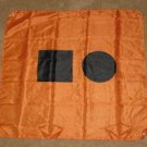 Orange Distress Flag 3x5 feet Boat Boating S.O.S SOS banner new