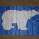 Polar Bear Flag 3x5 feet Northwest Territories Canada Canadian banner new