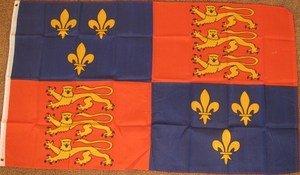 Queen Elizabeth I Flag Coat of Arms England English new