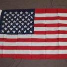 "American Garden Flag 28"" X 40"" USA banner w/ sleeve new"