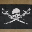 Brethren of the Coast Pirate flag 3x5 feet skull swords