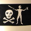 Walter Kennedy Pirate Flag 3x5 feet Jean Thomas Dulaien Jolly Roger banner new
